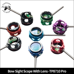 Bow Sight Scope With Lens-TP8710 Pro