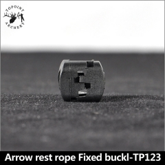 Arrow Rest Rope Fixed Buckle-TP123